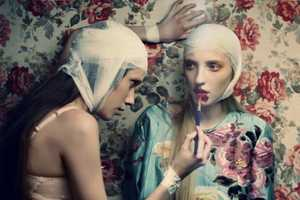 The Playing Fashion Winter 2010 Spread is Eerie and Weird