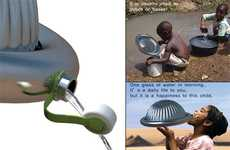 Buggy Water Collectors