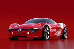 Renault's 'DeZir Concept' Features Emotion-Invoking Style