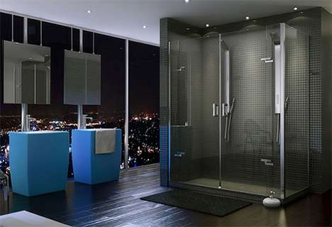 Purfect and Mechanix Shower Door Series