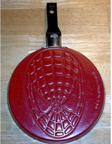 Spider-Man Pancake Pan