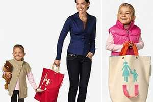 The 'Motherchildbag' Makes Shopping with Little Ones an Easy Task