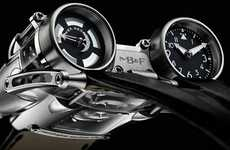 The MB&F HM4 Thunderbolt Watch is Based on the Thunderbolt A10