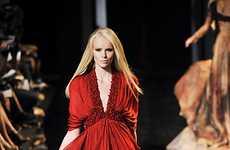 Blood Red Dresses