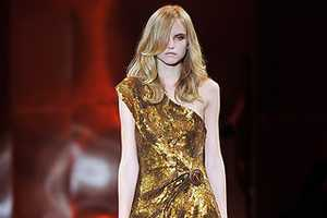 The Armani Prive Fall 2010 Haute Couture Collection is All Glitz and Glam
