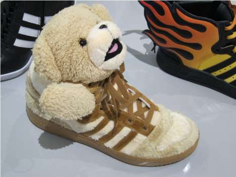 teddy bear Adidas