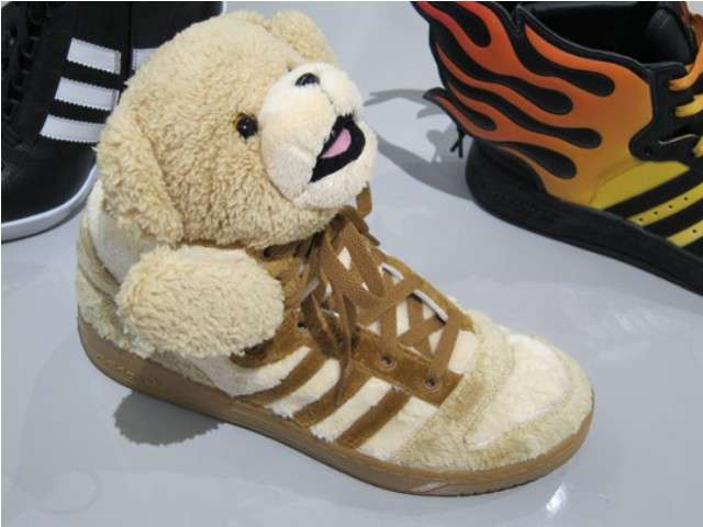 Stuffed Animal Shoes