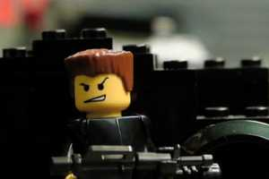 'LEGO Street Shootout' Excites with Guns, Explosions and Toys