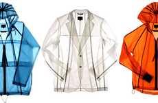 X-Ray Parachute Fashion