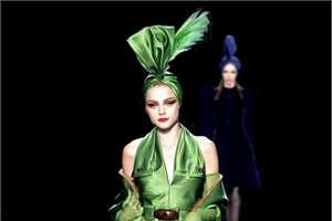 The Jean Paul Gaultier Fall 2010 Collection is Avant-Garde