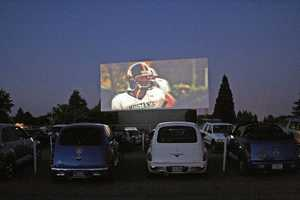 Starlite Urban Drive-in Theater Created by Volvo Brand