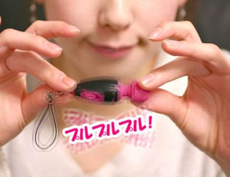 Palm-Sized Masseuses - The Codenma Miniature Electronic Massager Packs a Relaxing Punch