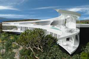 The Mahina House by Webers Consulting is Architectural Heaven on Earth