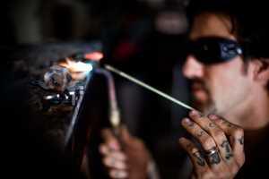 Tim Hendricks is a Photographer, Illustrator & Tattoo Artist