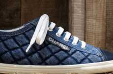 Couture Quilted Kicks