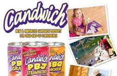 Candwich Serves Up PB & J in a Super Convenient Way