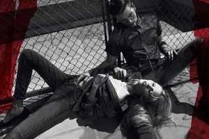 The Calvin Klein Jeans Fall 2010 Campaign is Double Denim Madness
