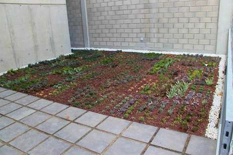 Parking Garage Gardens - The Urbanarbolismo Benisaudet IVVSA Improves Air Quality
