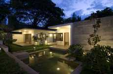 Energy Flow Homes - The 'Vastu House' by Khosla Associates is Beautiful, Inside and Out
