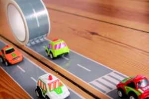 'My First Autobahn' Lets Tots Speed on Sticky Stuff