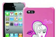 Girly Gadget Cases - The Barbie iPhone 4 and iPad Cases Love Feminine Hues