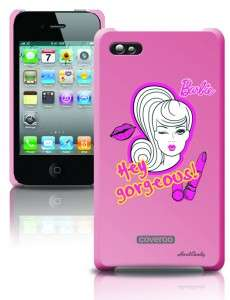 Barbie iPhone 4 and iPad Cases