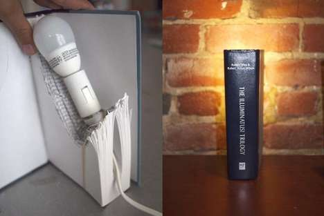 DIY Book Light