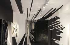 Wormhole Illusion Walls