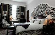 Animal-Skinned Hotel Rooms