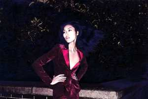 The Liu Wen Vogue China August 2010 Editorial is On-the-Go Chic