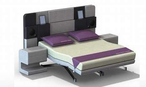 The iCon Bed