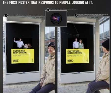 brilliant bus stop ads