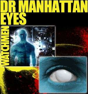 Dr Manhattan Contact Lenses