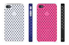 Perforated iPhone 4 Cases - Incase Hops on the Colorful Apple Accessory Bandwagon