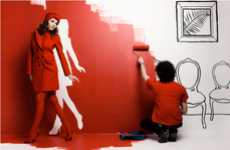 Wall-Painted Women