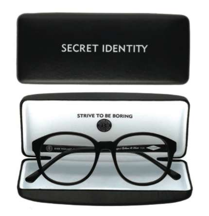 Secret Identity Kit