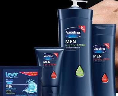 Skin-Discoloring Ads - Vaseline India Launches Skin Whitening Facebook App