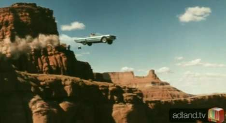 Microsoft Bing Thelma and Louise