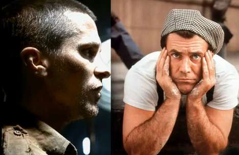 Mel Gibson and Christian Bale