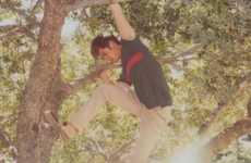 Tree-Climbing Hipster Lookbooks