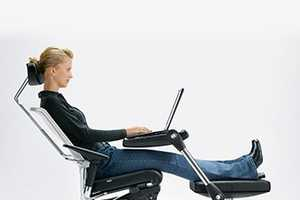 The Transforming 'Mitos Mobile' Lets You Sit, Stand or Recline at Will