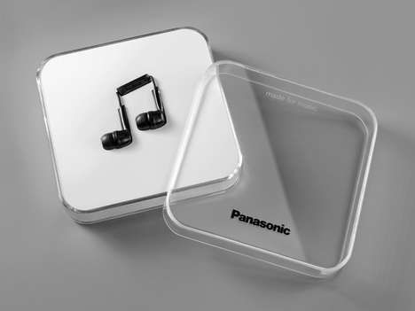 Panasonic Earphones Note
