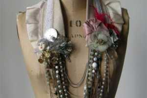 Charlotte Hosten Creates Dark, Romantic Eco Jewelry