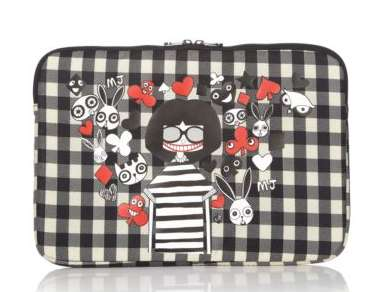 Marc by Marc Jacobs Miss Marc 3D Laptop Case
