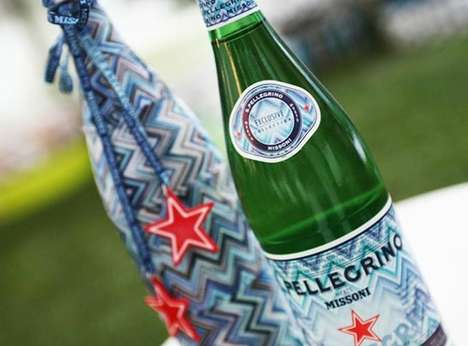 Missoni and San Pellegrino
