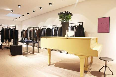 Acne Studio London Store Opening