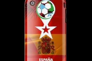 The Uncommon World Cup iPhone Case Line Celebrates Spain's Victory