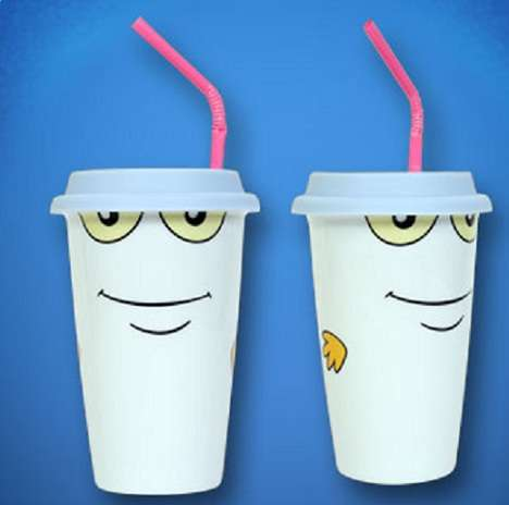 Cult Cartoon Cups