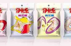 Pastel Candy Packaging