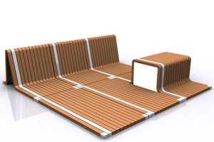 Cho Hyung Suk Designs Multifunctional Flooring